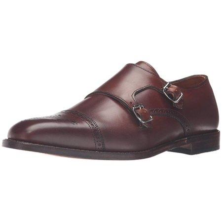 Allen Edmonds Mens St. Johns Leather Buckle Dress Oxfords Allen Edmonds Dress Shoes