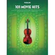 101 Movie Hits for Violin (Paperback)