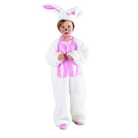 Halloween Plush Bunny Toddler Costume