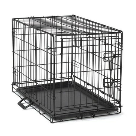 - Dog Training Crate Secure Wire Cage For Dogs Medium Size 30