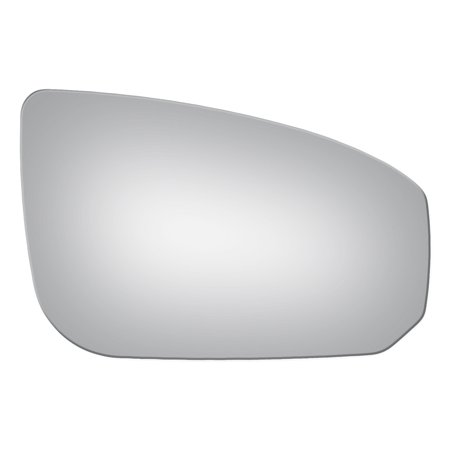 - Burco 5303 Passenger Side Replacement Mirror Glass for 2008 Nissan Maxima