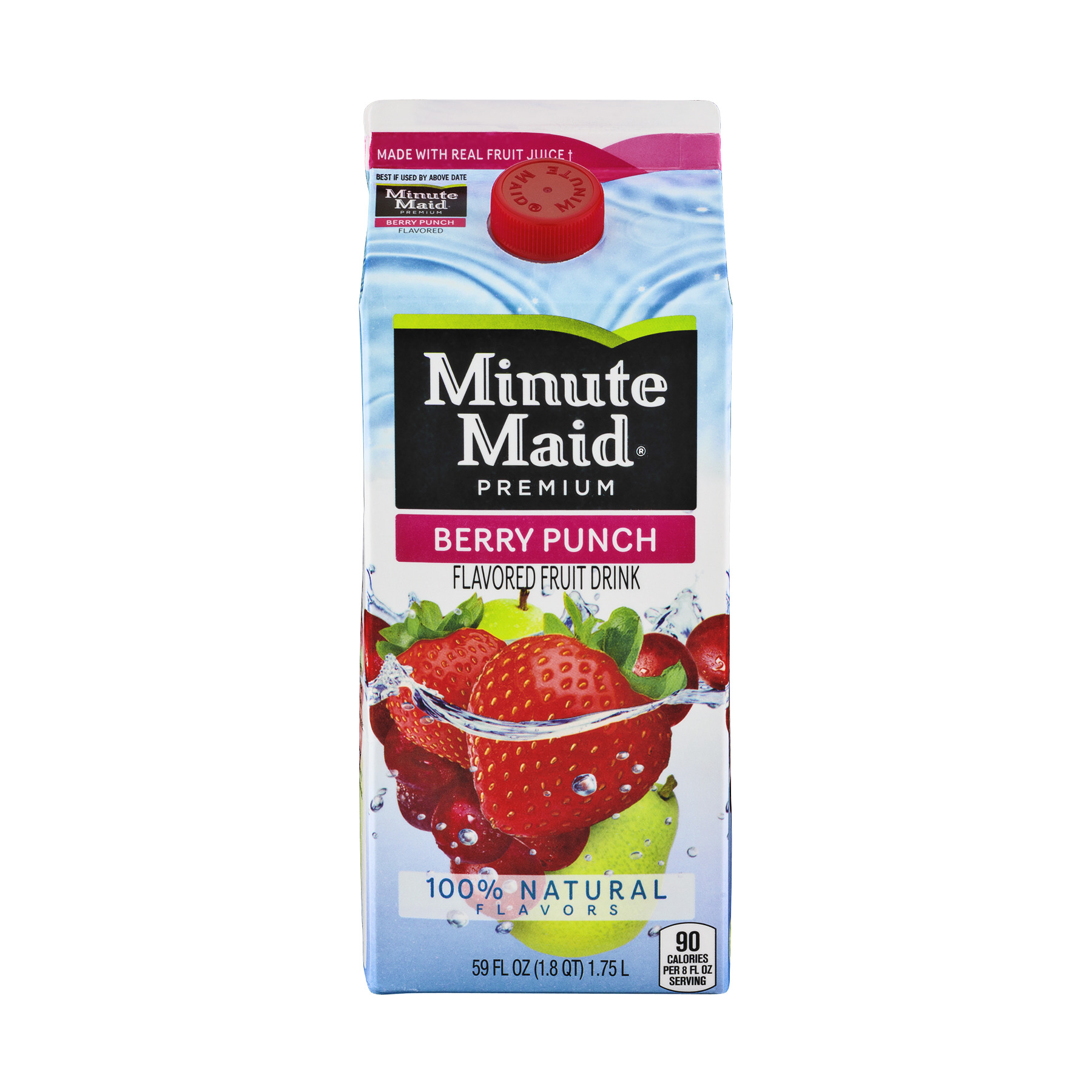 Minute Maid Premium Berry Punch, 59.0 FL OZ