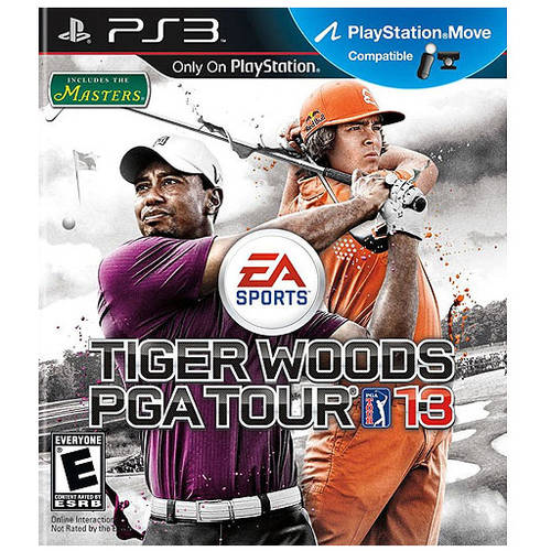 Tiger Woods Pga Tour 13 (PS3) - Pre-Owned