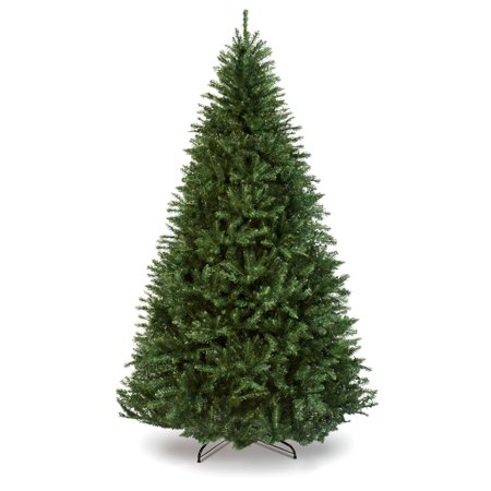 Best Choice Products 7.5ft Hinged Douglas Full Fir Artificial Christmas Tree Holiday Decoration w/ 2,254 Branch Tips, Easy Assembly, Foldable Metal Stand,