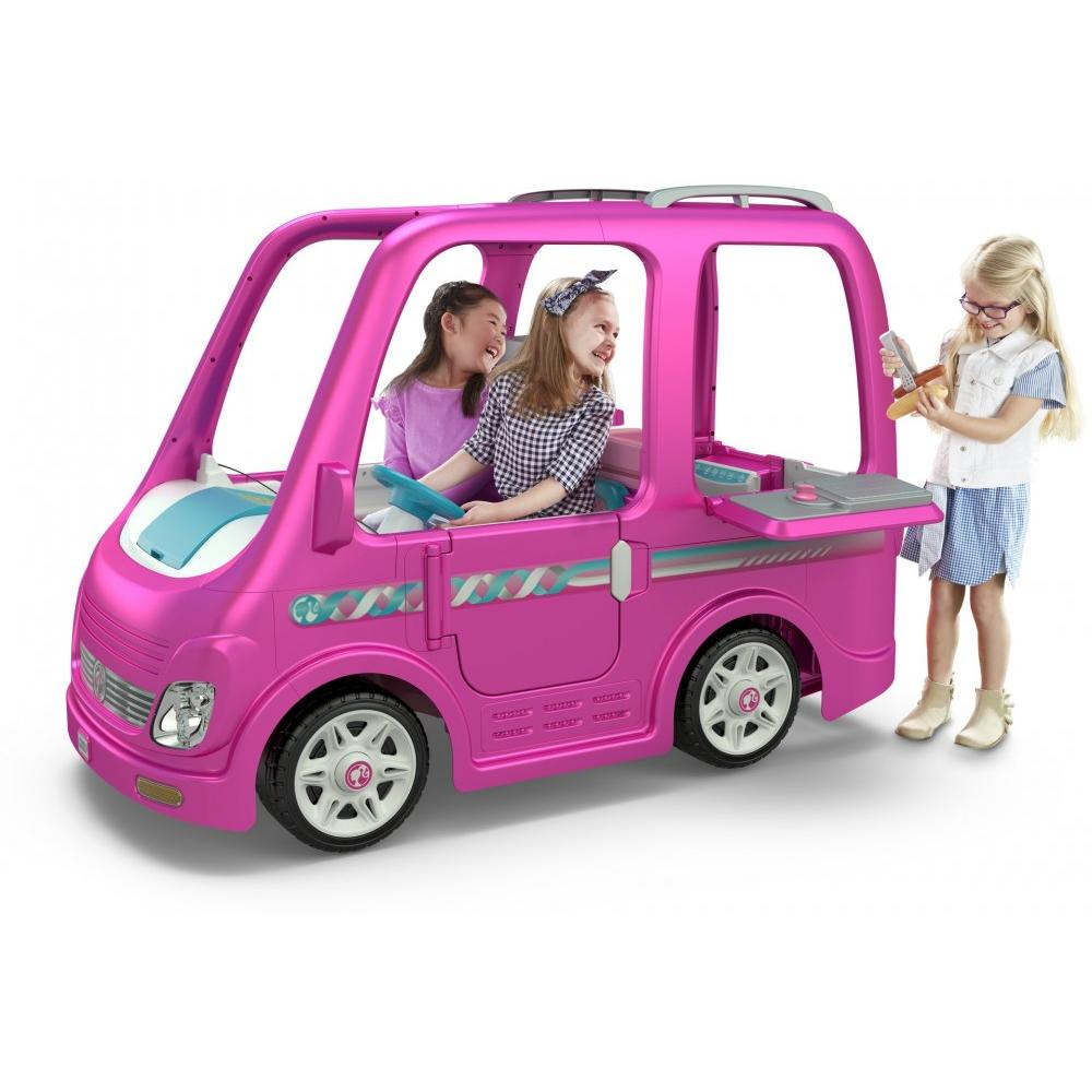 Power Wheels Barbie Dream Camper by Fisher-Price