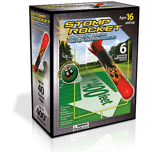 D & L Company Super High Performance Stomp Rocket