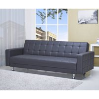 Gold Sparrow Frankfort Sofa Bed, Gray