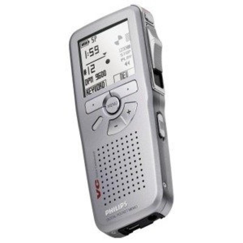 Philips 9600 Digital Pocket Memo - DPM Handheld Voice Recorder