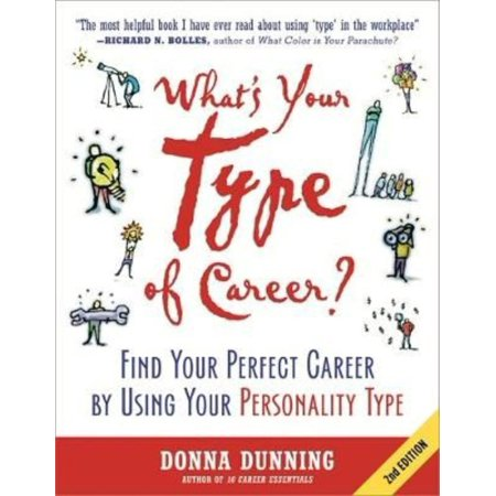Whats Your Type Of Career   Find Your Perfect Career By Using Your Personality Type