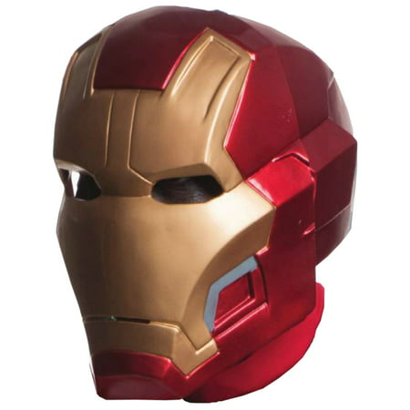 Avengers 2: Age of Ultron Deluxe Iron Man Mark 43 Mask](Alien Movie Mask)