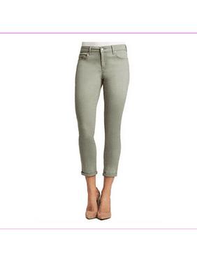 Jessica Simpson Women's 5 belt loops Jeans 6/28/Meadow Green