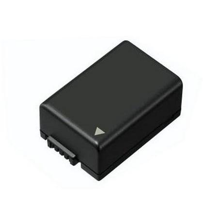 High Capacity Replacement DMW-BMB9 Extended Battery 1200mAh For Panasonic Lumix DMC-FZ40 DMC-FZ45 DMC-FZ48 DMC-FZ100 Digital Cameras (Extended Capacity Replacement)