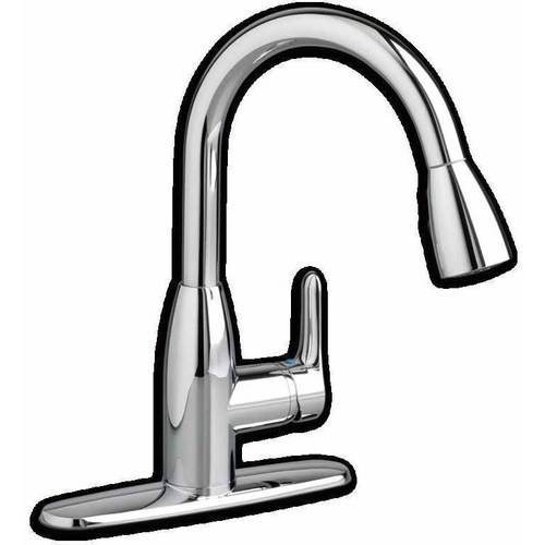 American Standard 4175.300.002 Colony Soft Pull-Down 2.2 GPM Kitchen Faucet with Swivel Spout, Available in Various Colors