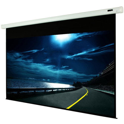 "EluneVision Triton Manual Projection Screen - 106"" - 52"" x 92"" - Cinema White"