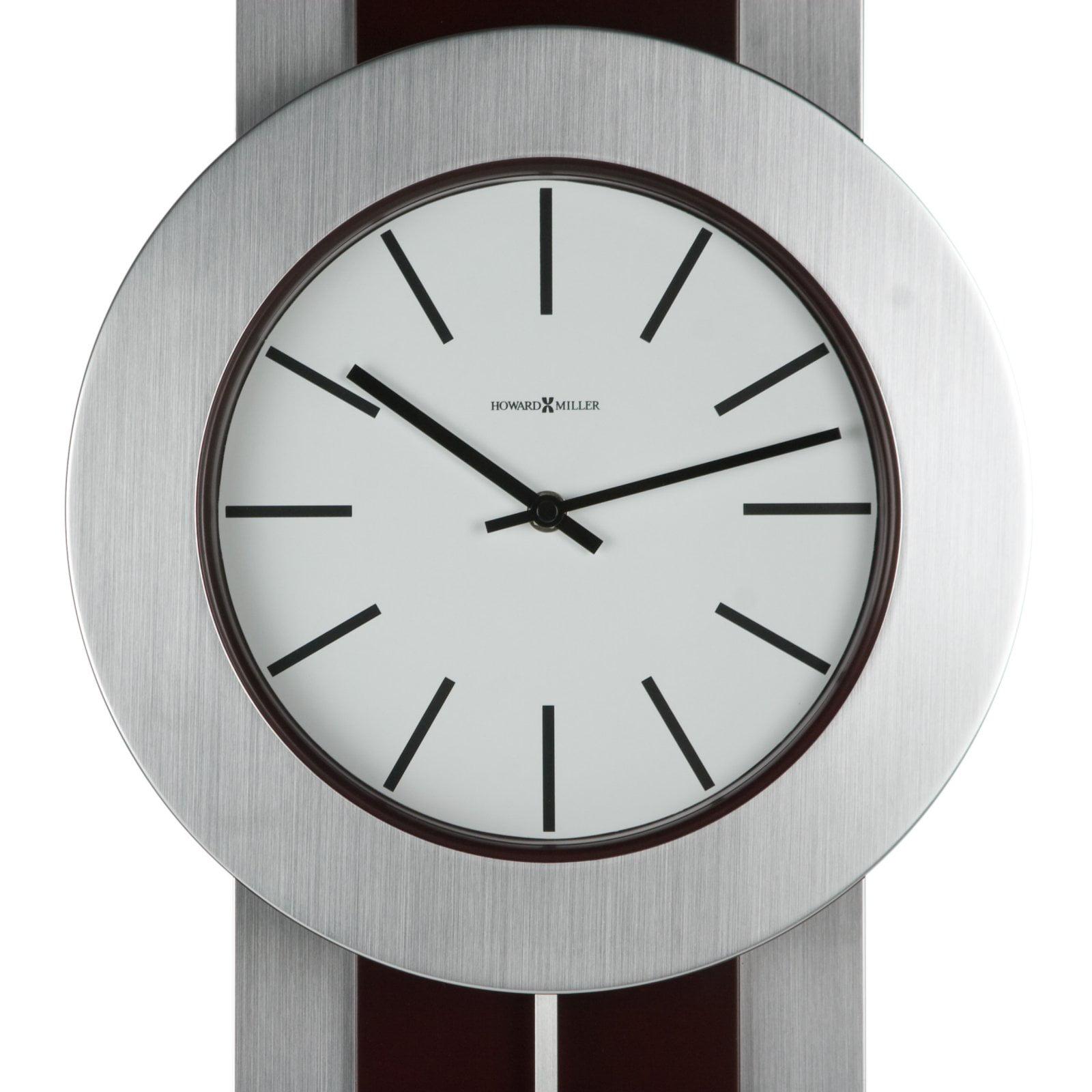 Howard Miller Bergen Wall Clock 12 In Wide Walmart