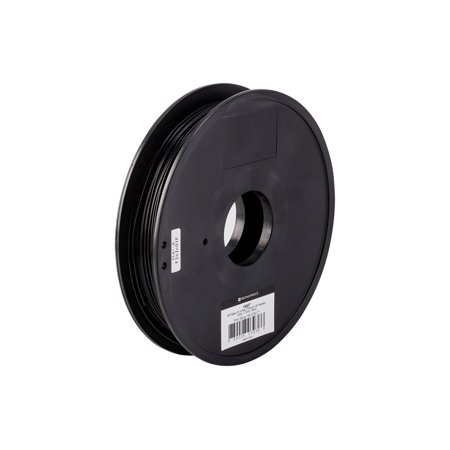 Monoprice MP Select PLA Plus+ Premium 3D Filament 1.75mm 0.5kg/spool  Black