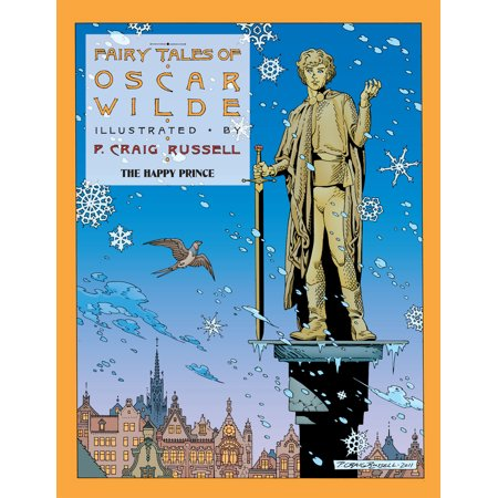 Fairy Tales of Oscar Wilde: The Happy Prince](Fairy Tales Prince)