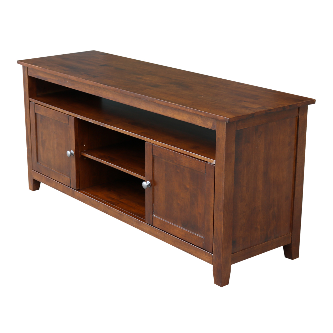 """International Concepts Espresso Entertainment/TV Stand for TVs up to 38"""""""