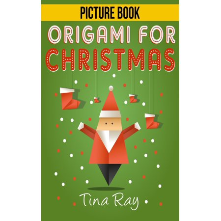 Origami For Christmas: Books for Kids - eBook - Origami Halloween 3d