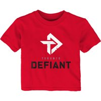 Toronto Defiant Toddler Overwatch League Team Identity T-Shirt - Red