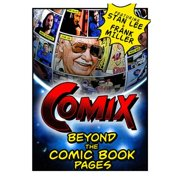 COMIX: Beyond the Comic Book Pages (2015) by