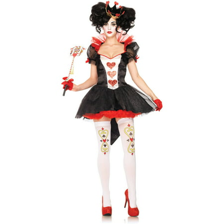 Leg Avenue Royal Queen Adult Halloween - Dark Queen Halloween