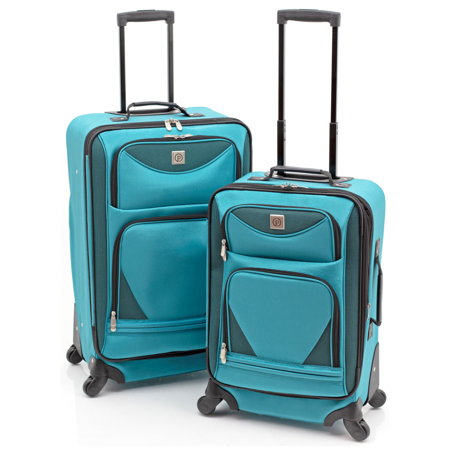 f7aa511468f1 Protege 2-Piece Expandable Spinner Set Luggage