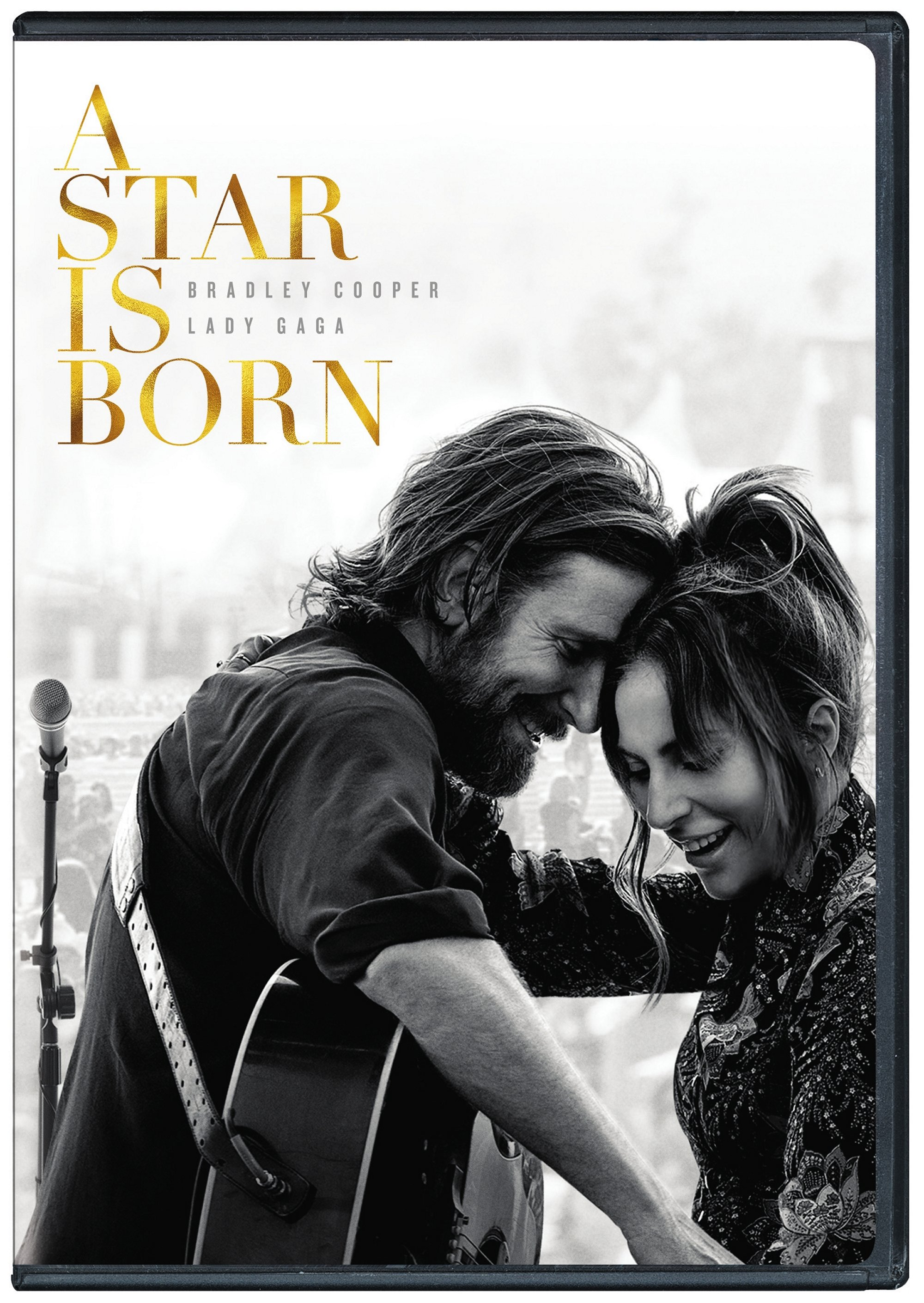 A Star Is Born Special Edition Dvd Starring Bradley Cooper Lady