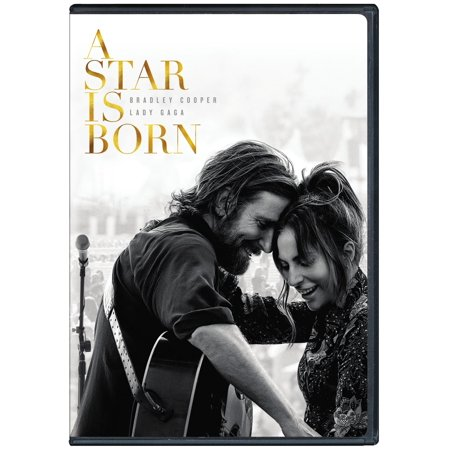A Star Is Born (Special Edition DVD) Starring Bradley Cooper & Lady (Dovetail A-drawer Dvd)