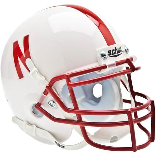 Shutt Sports NCAA Mini Helmet, Nebraska Cornhuskers