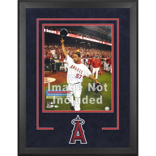 """Los Angeles Angels Fanatics Authentic 16"""" x 20"""" Deluxe Vertical Photograph Frame - No Size"""