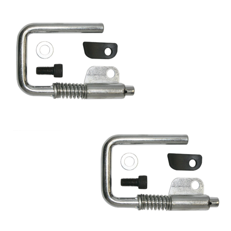 - Spring Loaded Rafter Hook M745H1 Nail Gun Hanger Hitachi NR83A2, NR90AE 2 Pack