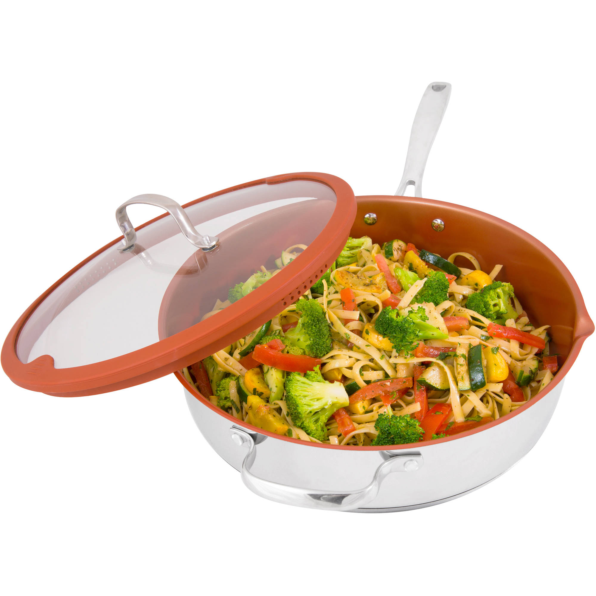 NuWave 31188 5 qt Everyday Pan with Lid