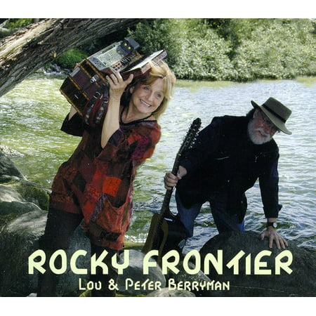 Lou Berryman   Peter   Rocky Frontier  Cd