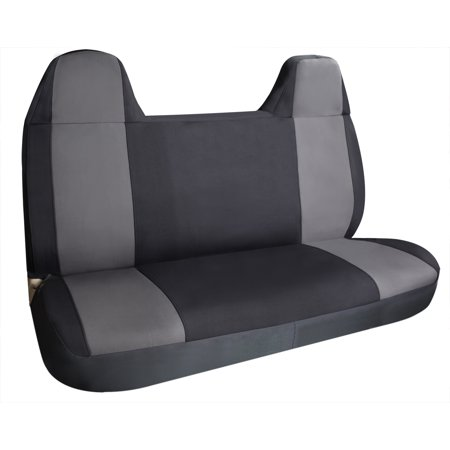 Leader Accessories Solid Bench Seat Cover Fit Pick Up