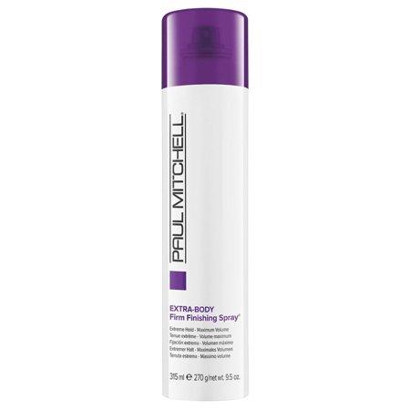 Paul Mitchell Extra-Body Firm Finishing Hairspray 9.5 oz Extra Firm Finishing Spray