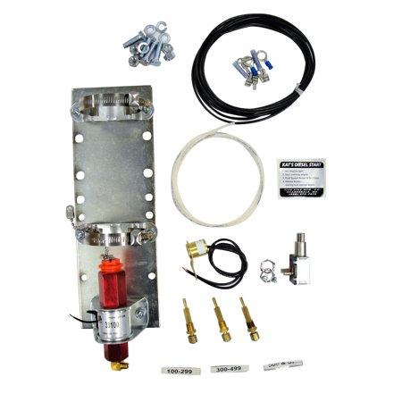 Push Button Ether Injection System For Universal Products