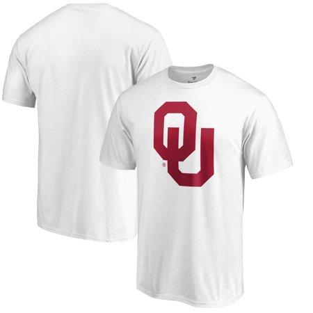 Oklahoma Sooners Fanatics Branded Primary Team Logo T-Shirt - (Best Sports Team Logos)