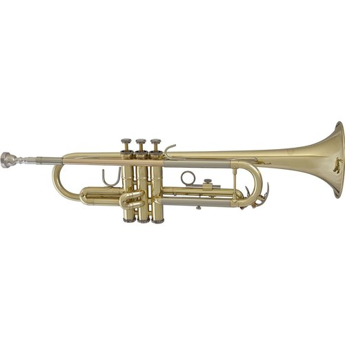 Blessing BTR-1460 Student Bb Trumpet, Lacquer by Blessing
