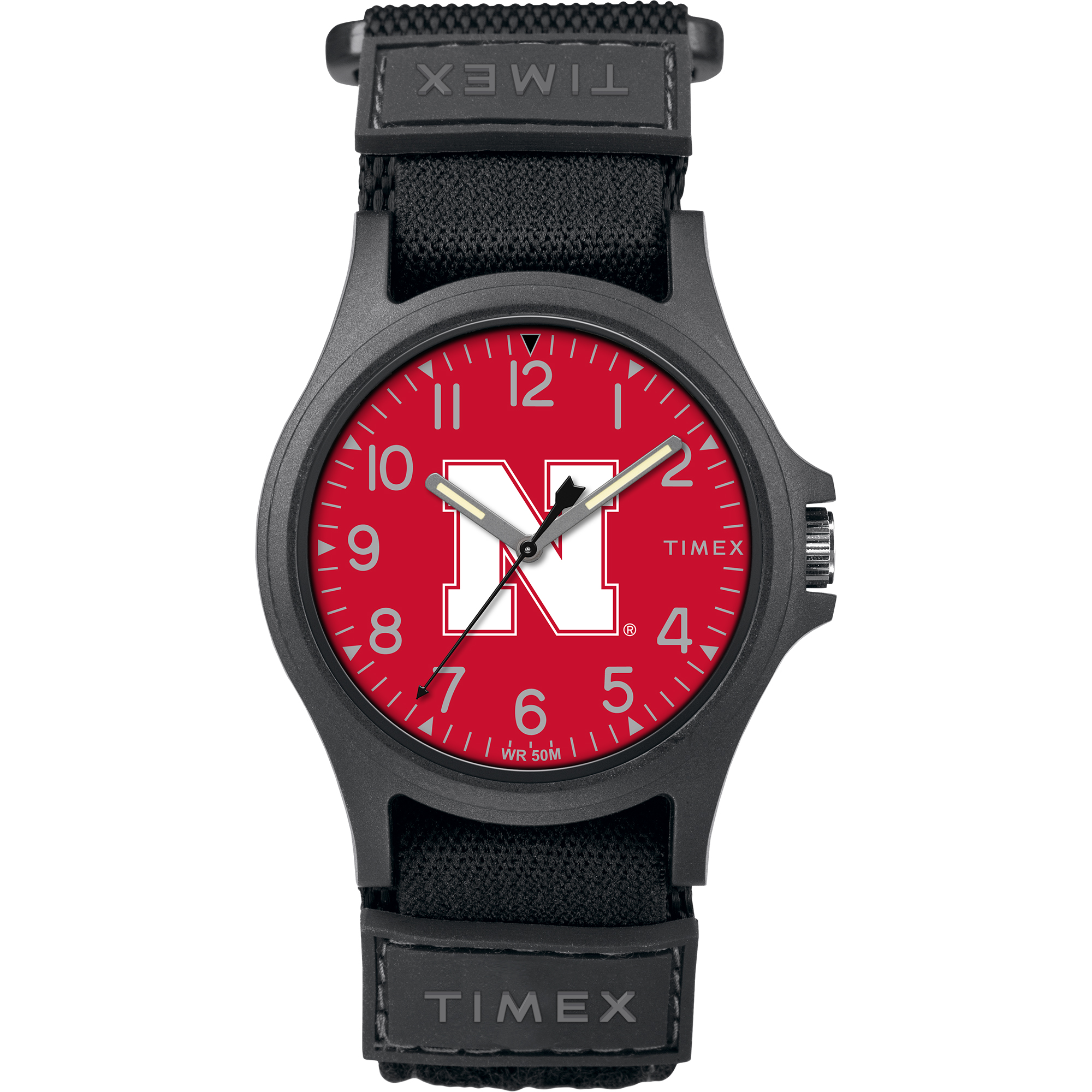 Timex - NCAA Tribute Collection Pride Men's Watch, University of Nebraska Cornhuskers