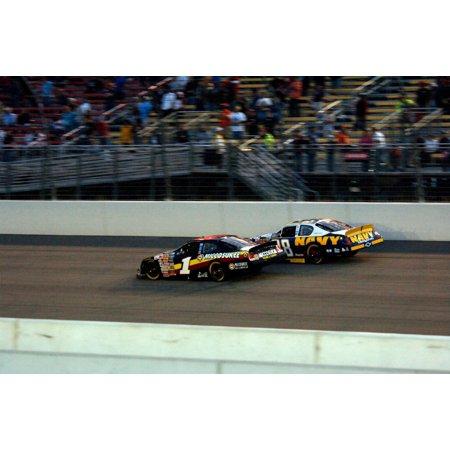 LAMINATED POSTER Description: Nascar Busch Series, Stater Brothers 300, California Speedway, Fontana, California File Poster Print 24 x 36