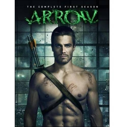 Arrow: The Complete First Season by TIME WARNER