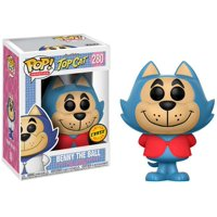 Hanna-Barbera Funko POP! Animation Benny the Ball Vinyl Figure [Red Shirt Chase Version]