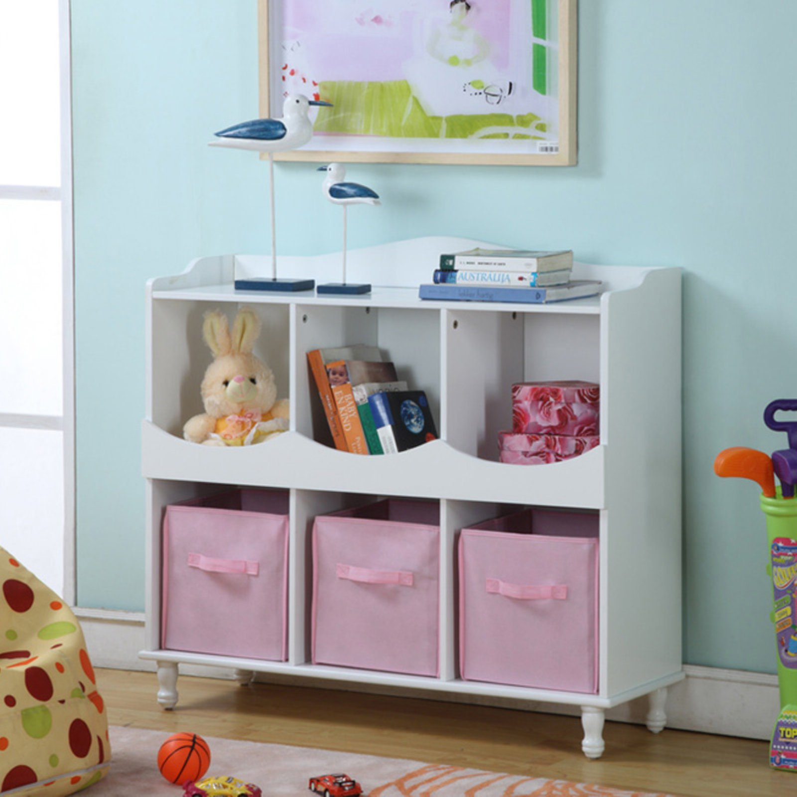 InRoom Designs Storage - White