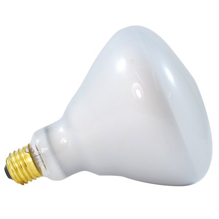 Br40 Incandescent Spot Lamp (PLATINUM 120w 130v BR40 Lamp Flood 60 degree incandescent floodlight bulb )
