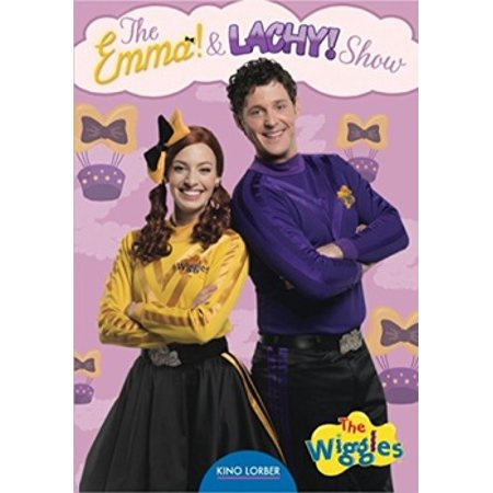 The Wiggles: The Emma & Lachy Show (DVD)