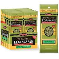 Seapoint Farms Dry Roasted Edamame, 1.58 Ounce