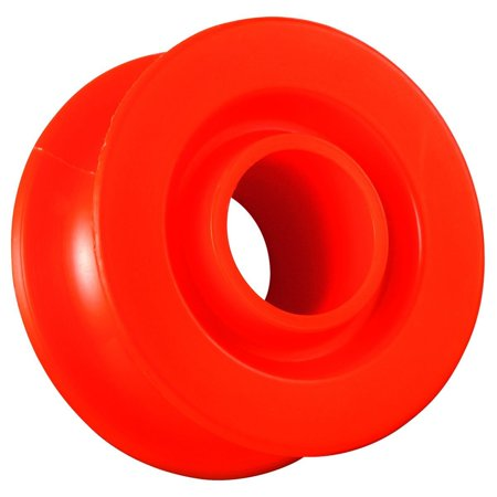 Ultra Legere Pulley One Size, Size and weight reduced to an absolute minimum to make the lightest pulley available By Petzl (Petzl Rescue Pulley)