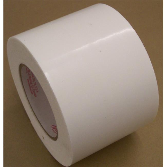 Coleman Tape Specialties 173596552 96 mm x 5 m Pe Serrated White Cantech - image 1 de 1