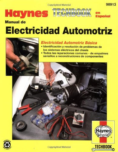 AUTOMOTIVE ELECTRICAL MANUAL SPANISH by Haynes